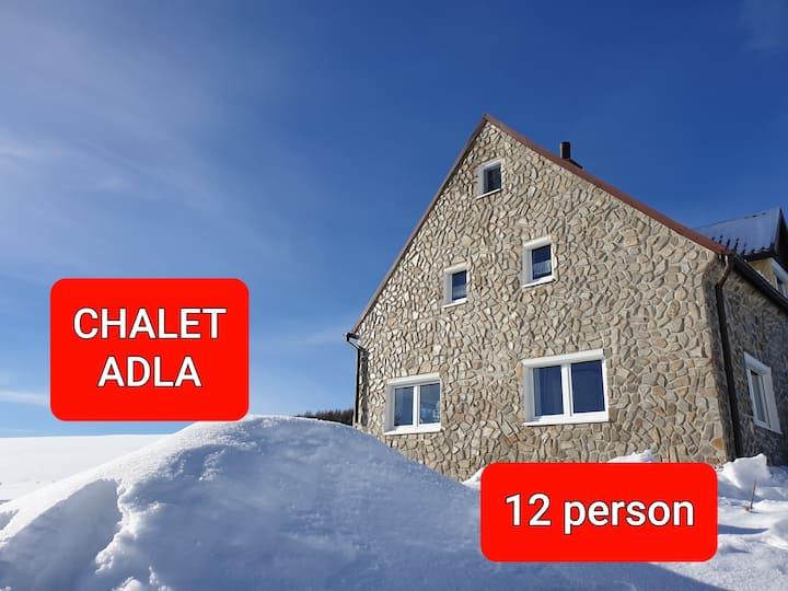 Chalet ADLA-SAUNA