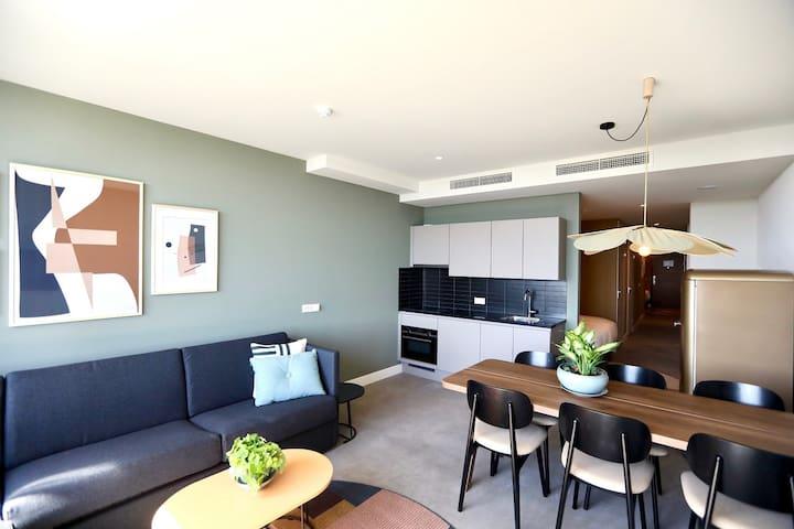 2-Bedroom Apartment XL | 65m2 | Aparthotel