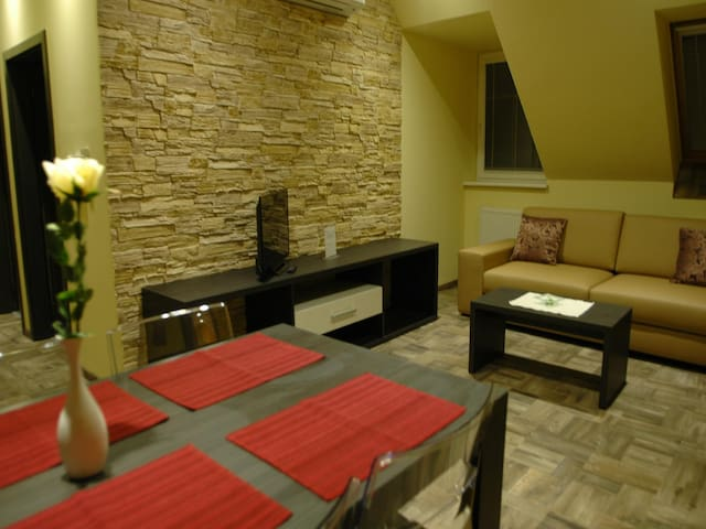 Luxury Apartman Kristína for 4 people Bratislava