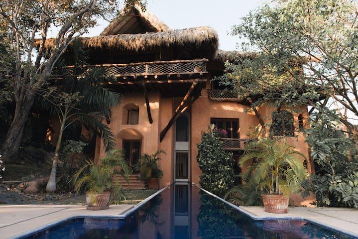Oceanside Jungle Luxury at CASA KORU