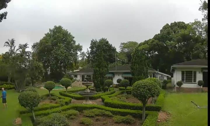 Suburban paradise