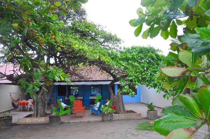 The House in Poneloya. El Nido