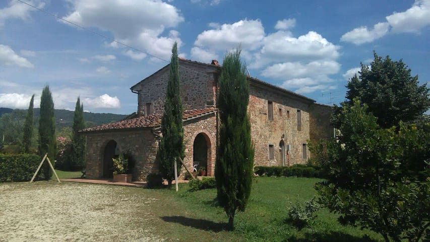 Typical Tuscany House - Lamporecchio