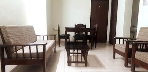 Comfortable stay near KMC / Tiger Circle / MIT