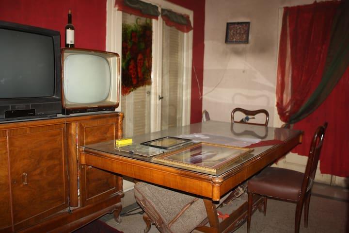 Unique, vintage apartment in Heliopolis.