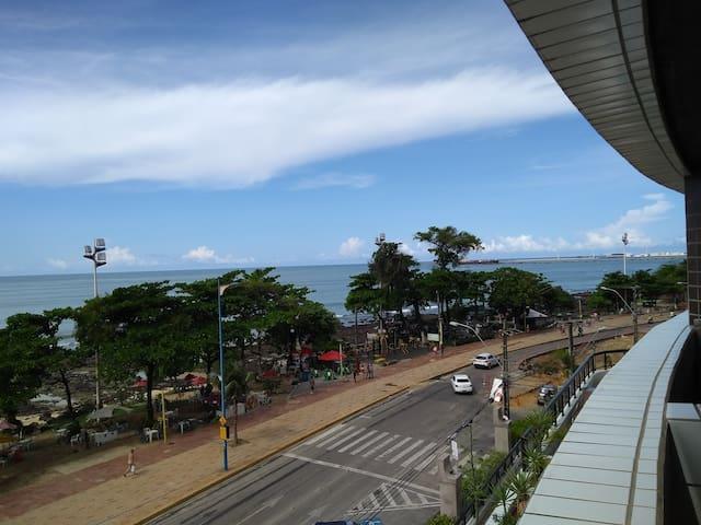 Apt. em hotel 4 estrelas na beira mar em Fortaleza