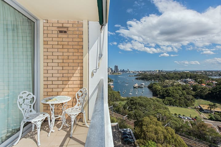 Stunning Harbour View Home - Waverton - Apartemen