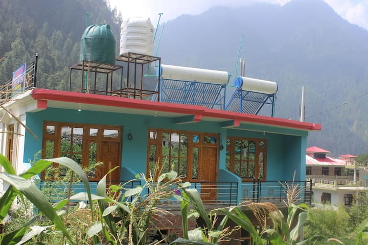 cool homeststay mountain view