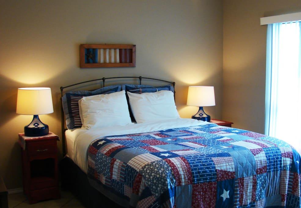 Inverness 112-Guest Bedroom
