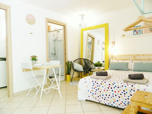 'TRIP' Unique and Cosy Flat in an Amazing Location - Catania - Rumah