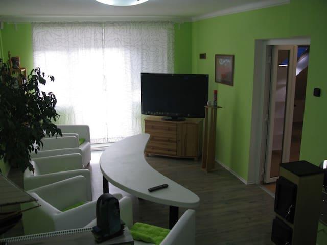 Ubytovanie v Trenčíne, blízko centra.