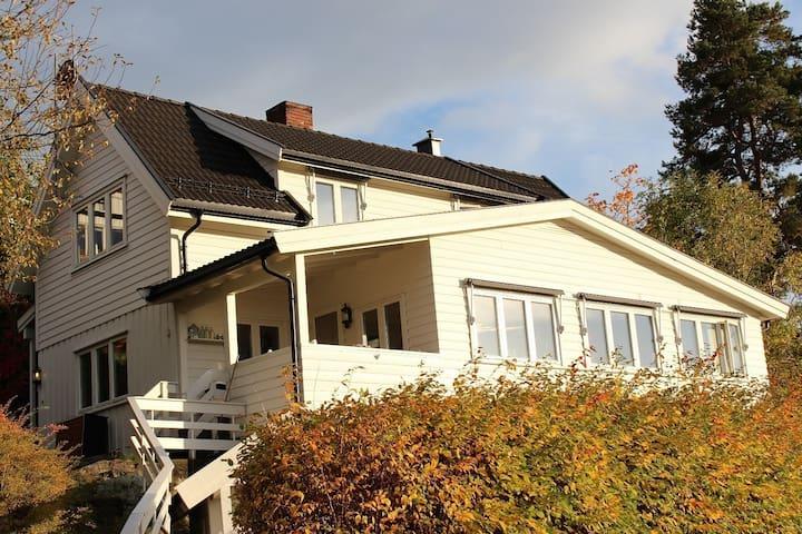 Koselig familiehjem - Røyken - Hus