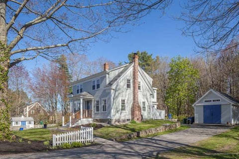 Historic Home in the Heart of Cape Porpoise