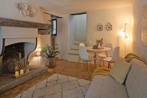 Mille e una notte ad Avegno, duplex casa Mulino 1