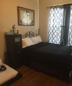 Fully Furnished Master Bedroom - Brooklyn - Apartment