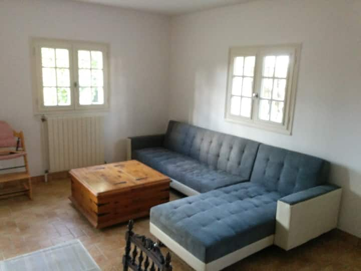 Grand appartement en Brocéliande
