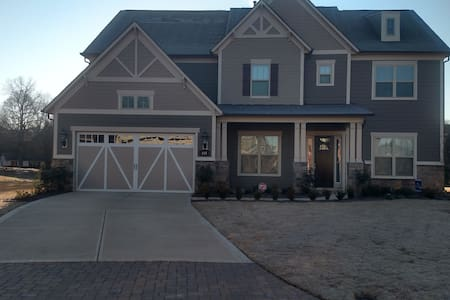 New Construction Home - Fort Mill - Talo