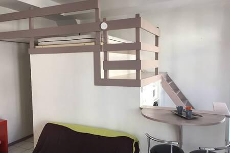 Appartement avec mezzanine au centre ville Rouen - 鲁昂(Rouen)