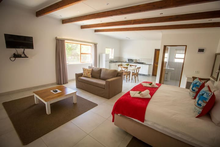 Gourikwa Nature Reserve : Double Villa Suite