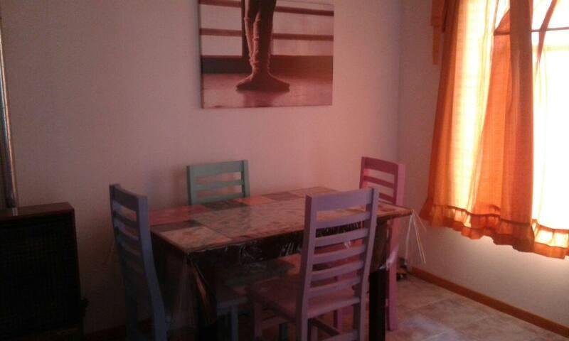 Habitación privada 2 camas - Macrocentro Bariloche