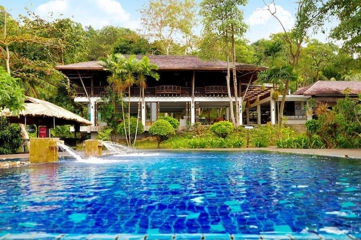 Relaxing Sea View Hillside Villa in Koh Chang!