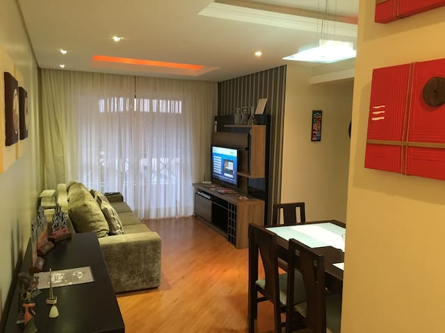 SUPERHOST OFFER! Apart. 5★ in Unique and Safe Area - Curitiba - Apartment