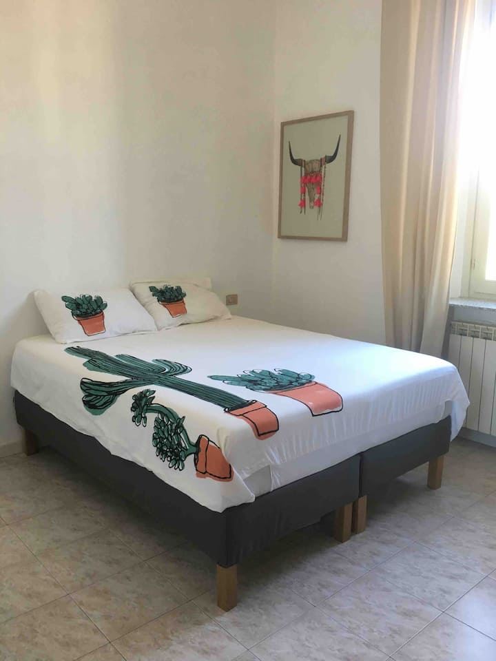 Private room near Milan &  Malpensa Airport..