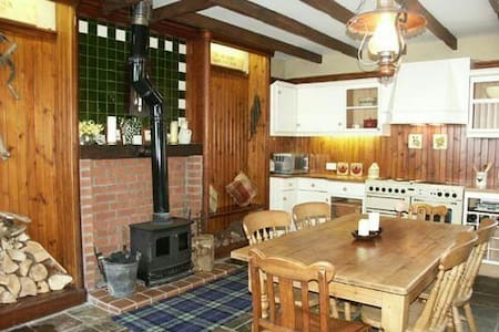 Beautiful converted steading. - Comrie, Scotland, GB