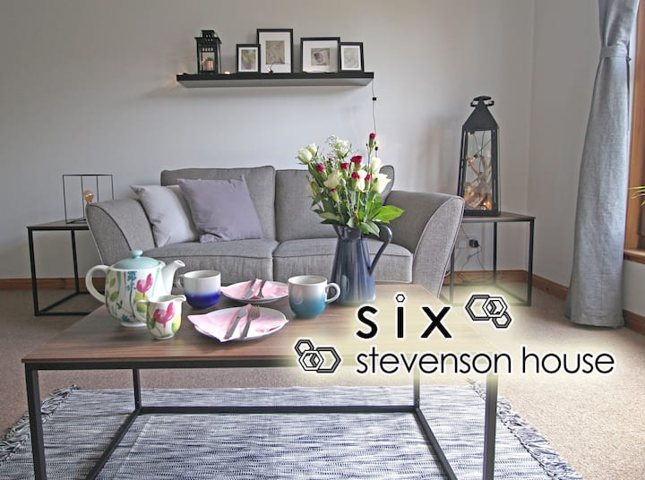 Six Stevenson House, Oban