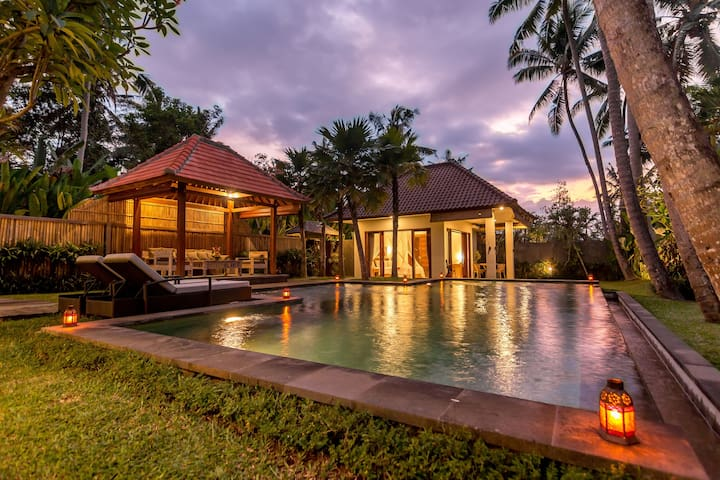 Luxury Private Villa Middle Of Rice Fields 2BR