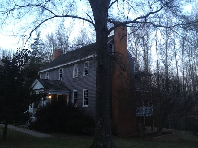 Historic Plantation House ca.1809 - Powhatan