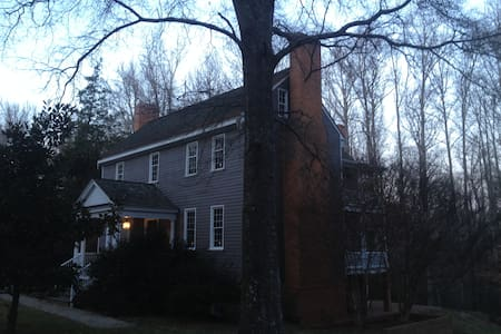 Historic Plantation House ca.1809 - Powhatan - Ház