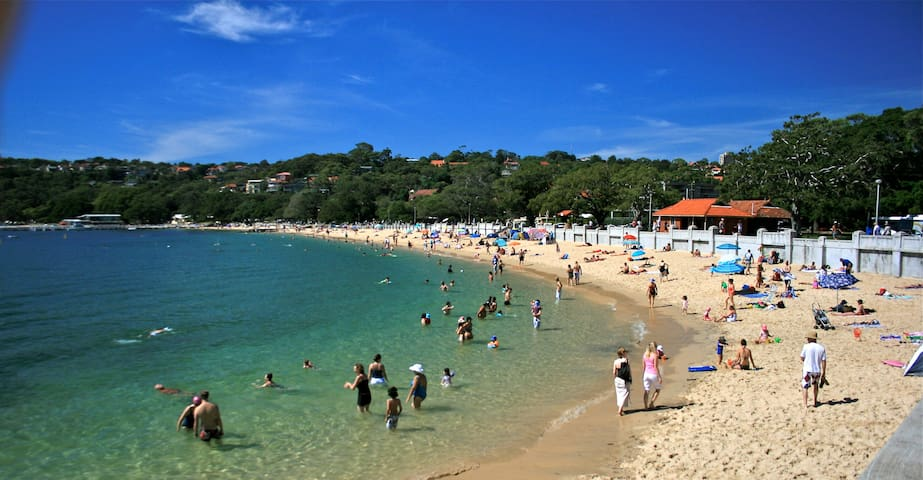 2 bedroom apartment on the beach - Mosman - Huoneisto
