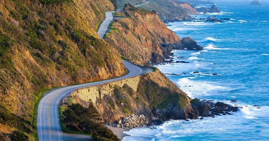 Pacific Coast Highway Luxury Apartment