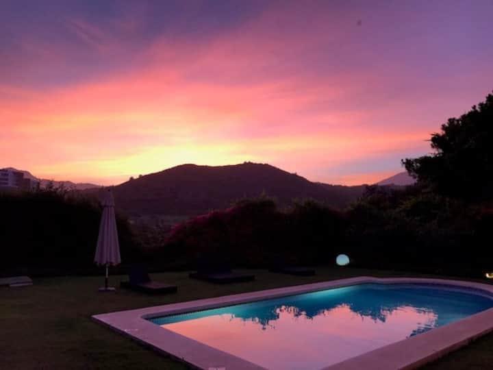 Villa Carlía Marbella Hills (Benahavis)