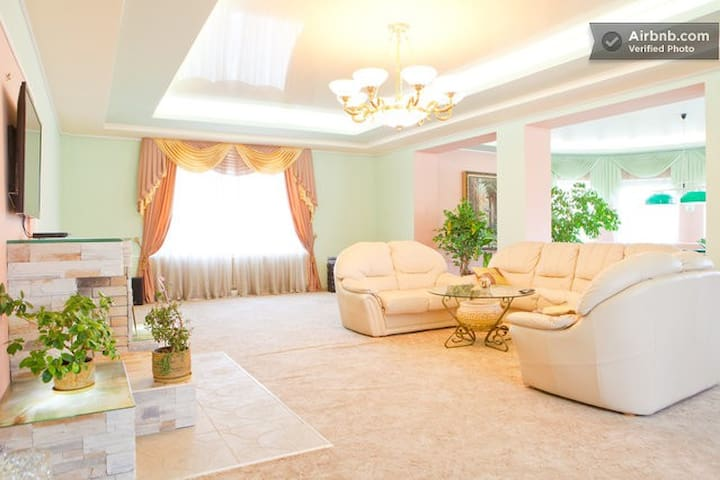 Гостевой Дом в Святопетровском - Село Святопетровское - House