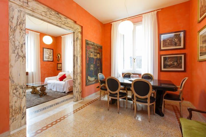 Luxurious apartment-Piazza Navona - Roma - Apartment
