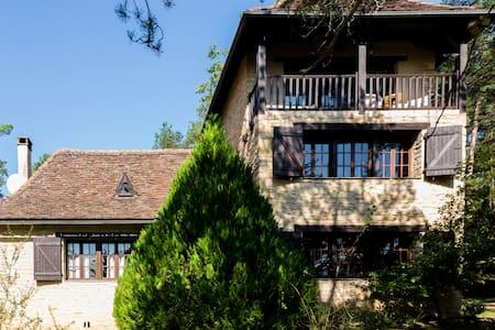 Charmante maison en pierre Dordogne