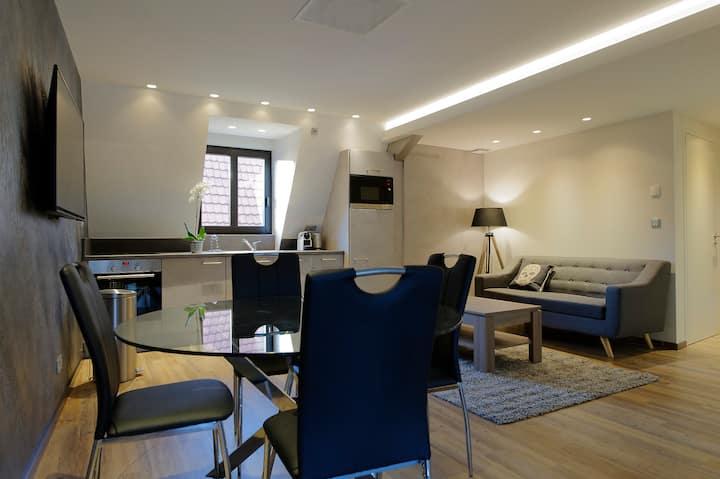 Appartement 201 Kirchberg