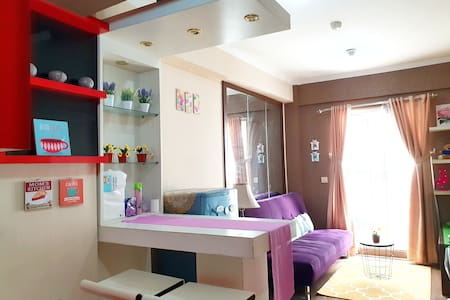 Apartemen center point wiksel, tower A