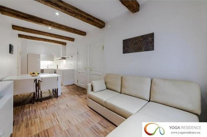 Cozy Two Bedroom Apartment in the city centre