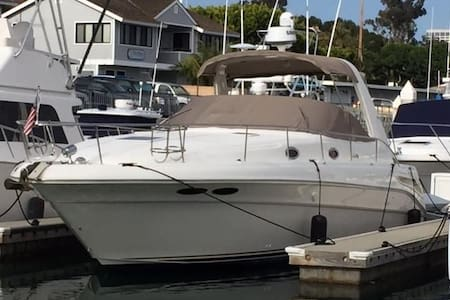 Luxurious  34' boat - Sausalito - Boot