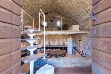Tuscany medieval hometower - Villa di Sopra