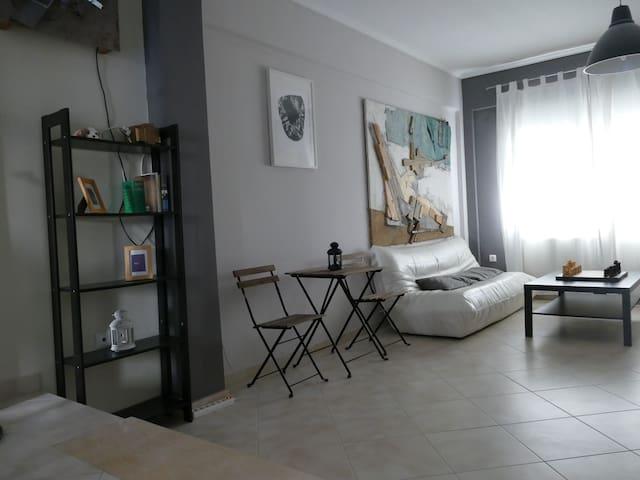 Large house near Thessaloniki airport & Chalkidiki