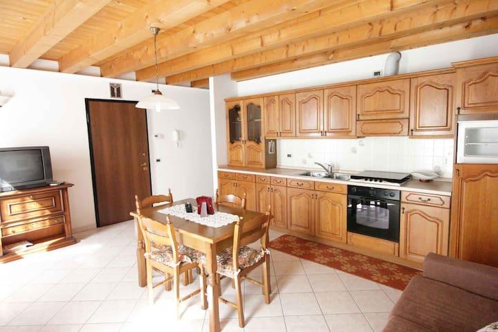 Appartamento in centro al 1° piano - Concordia Sagittaria - Flat