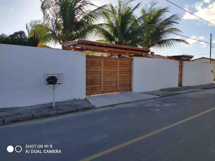 Casa de Praia 2 Qt Ar Cond Wi Fi Smart TV SKY