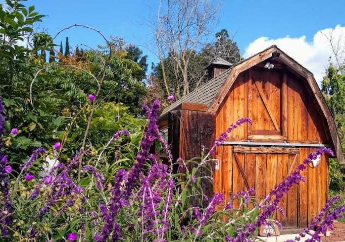 San Diego/Mt Helix Clean Private Converted Barn