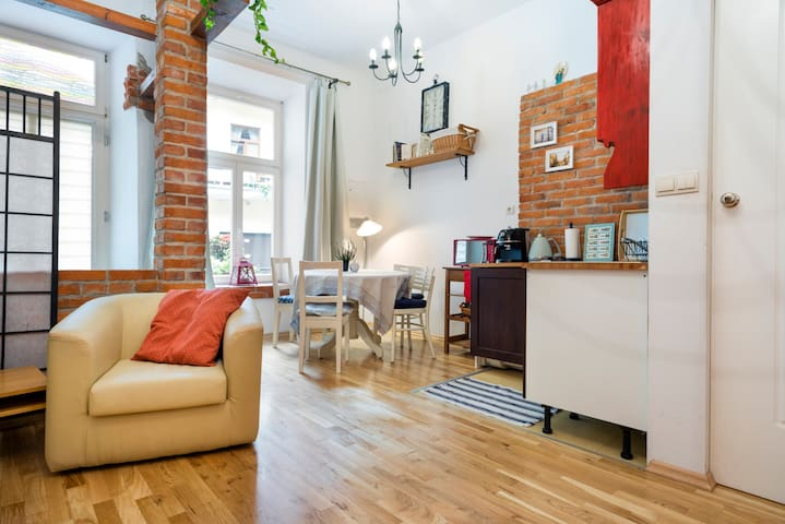 Marie Apartment in Old Town