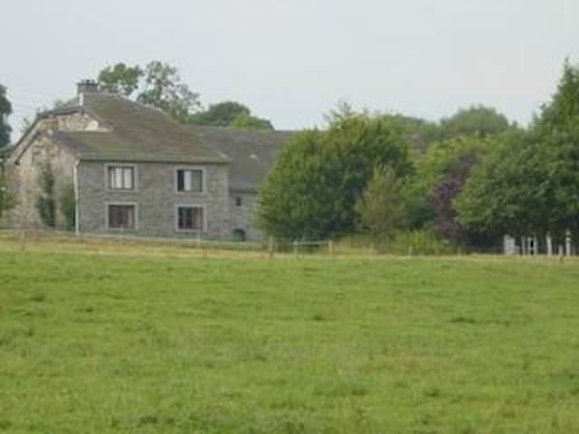 Beautiful farmhouse Ardens 6-12pers - Tenneville - House
