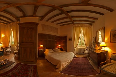 Chambre d'hôtes Anthelmine - Labastide-du-Vert - Bed & Breakfast